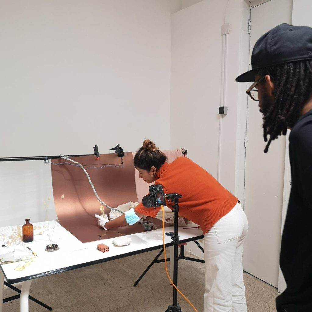 Photography studio lisbon stylist